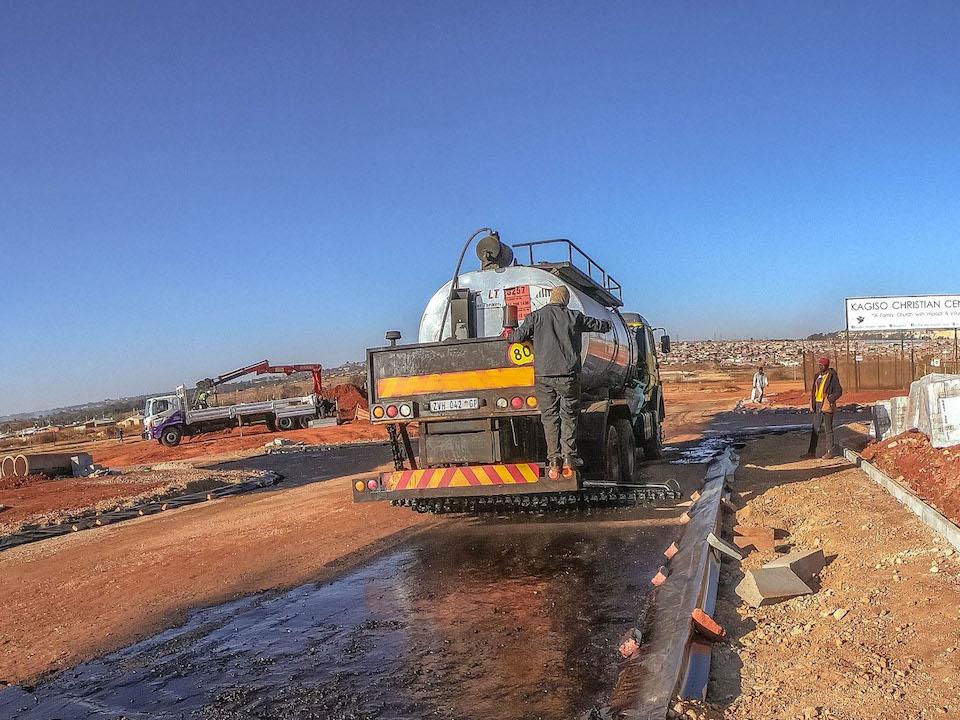 Bitumen Road Binders
